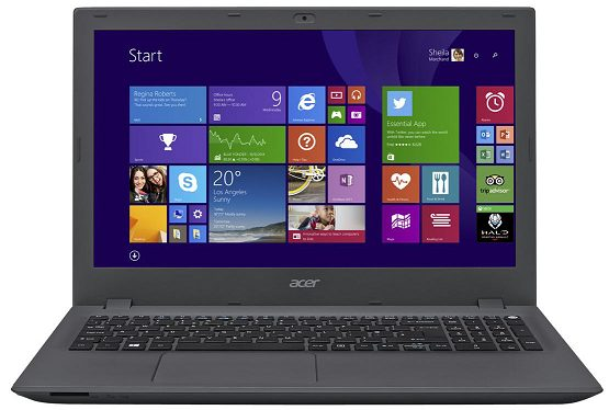 Notebook Acer: problema touchpad